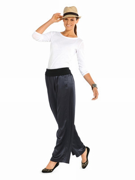 Burda naaipatroon, pantalon, maat 34-60