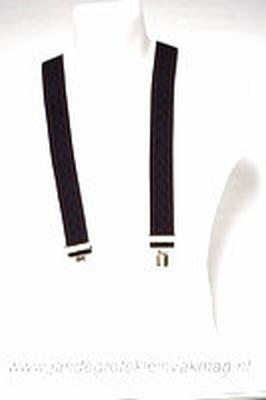 Bretel 35mm breed, met fraaie modieuze print