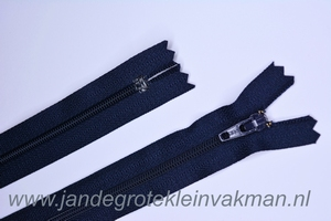 Rokrits, 22cm, kleur 058, marineblauw
