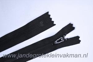 Rokrits, 22cm, kleur 580, zwart