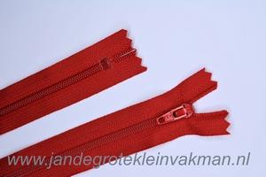 Rokrits, 25cm, kleur 519, rood