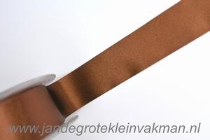 Satijnlint, kleur 025, 10mm breed, per meter
