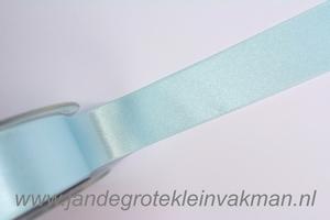 Satijnlint, kleur 003, 25mm breed, per meter