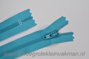 Rokrits, 30cm, kleur 547, turqoise