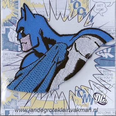 Batman applicatie, ca 60mm hoog