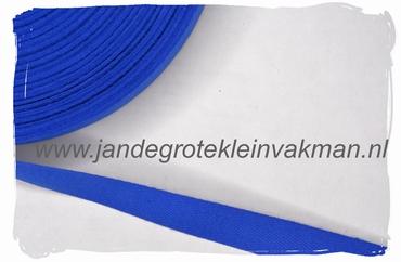 keperband, 15mm, kobalt, per meter