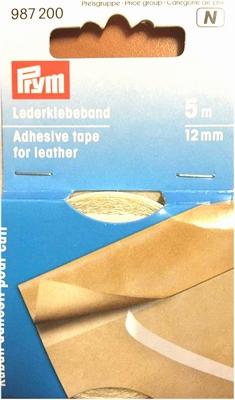 Prym dubbelzijdige zelfklevend tape, 12mm breed, 5 meter