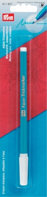 Prym Aqua Trickmarker, markeerstift oplosbaar