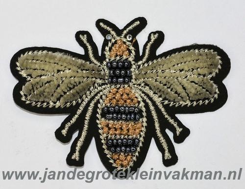 Fraaie vlinder applicatie, 70mm x 50mm