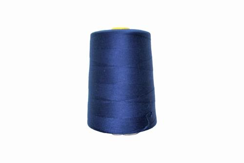 Lockgaren, polyester, donkerblauw, 3000yrds, prijs per stuk