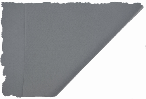 Hobbyvilt, lapje van 30cm x 20cm, kleur lichtgrijs