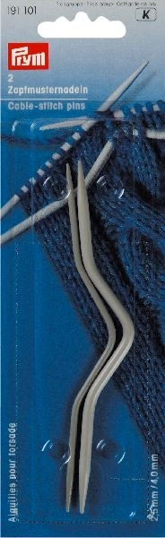 Prym kabelnaalden, 2 stuks
