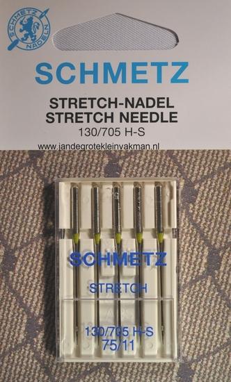 Schmetz naaimachine naalden, stretch