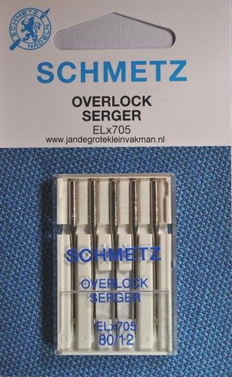 Schmetz naaimachine naalden, overlock