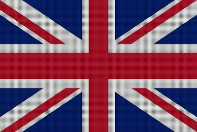 Landenvlag Engeland, 155cm x 90cm