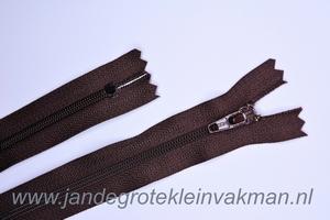 Rokrits, 20cm, kleur 570, bruin