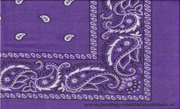 Bandana paars