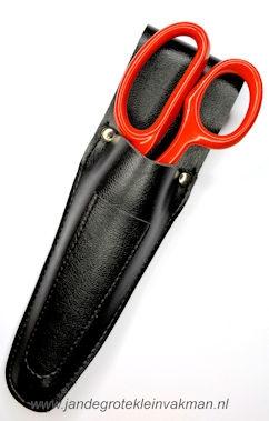 Agnes schaar holster, ca 220mm x 65mm (exclusief schaar)