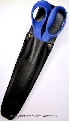Agnes schaar holster, ca 280mm x 65mm (exclusief schaar)