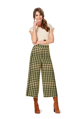 Burda naaipatroon. Pantalon, maat 32-44