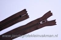 Rokrits, 25cm, kleur 570, bruin