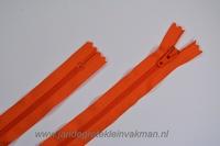 Rokrits, 35cm, kleur 523, oranje