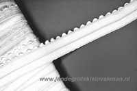 Lingerie elastiek, 20mm breed, per meter