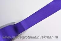 Satijnlint, kleur 952, 50mm breed, per meter