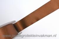 Satijnlint, kleur 025, 35mm breed, per meter