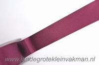 Satijnlint, kleur 017, 35mm breed, per meter