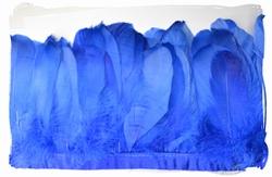 Verenband, ca. 130mm hoog, 60gram per meter, kobaltblauw