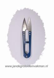 Draadknipper, metaal, 105mm lang