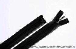 Blinde rits deelbaar, 70 cm, kleur 580, donkergrijs