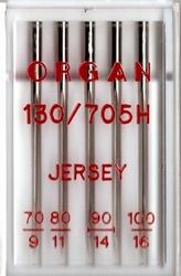 Organ naaimachine naalden, Jersey