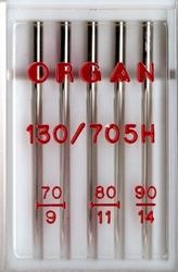 Organ naaimachine naalden, assortiment standaard