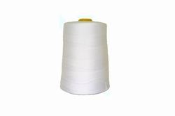 Lockgaren, polyester, wit, 3000yrds, prijs per stuk