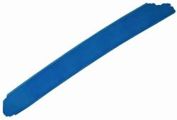 Fluweelband, 23mm breed, turqoise
