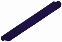 Fluweelband, 24mm breed, paars