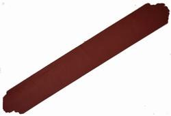 Kunstleeband, 30mm breed, kleur boedeaux, prijs per meter