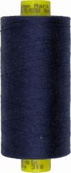 Gütermann naaigaren, donker blauw