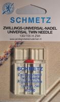 Schmetz naaimachine naalden, tweeling