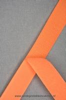 Klittenband YKK, opnaaibaar per meter, 20mm breed, abrikoos