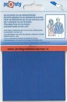 Pronty zelfklevend reparatiedoek, korenblauw