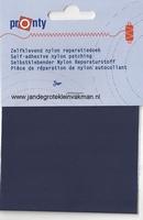Pronty zelfklevend reparatiedoek, donkerblauw