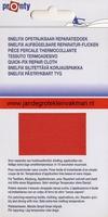 Pronty snelfix opstrijkb. reparatiedoek, oranje