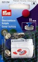 Prym stofknopen, 11mm, 7 stuks