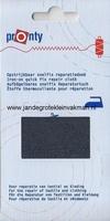 Pronty snelfix opstrijkb. reparatiedoek, jeansdonker