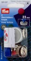 Prym stofknopen, 23mm, 4 stuks