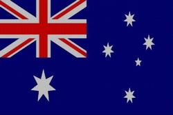 Landenvlag Australïe, 155cm x 90cm