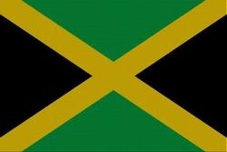 Landenvlag Jamaica, 155cm x 90cm